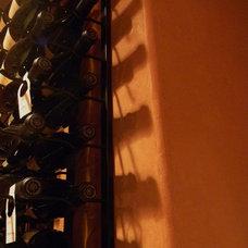 Modern Wine Cellar by Imondi Interiors