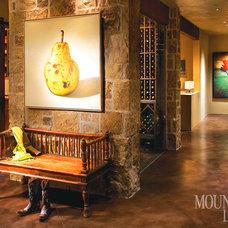 Traditional Wine Cellar Architecture