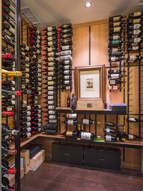 Contemporary Wine Cellar Design Ideas Remodels Photos