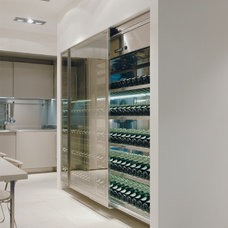 Modern Wine Cellar by Arclinea - Casa Design Boston