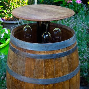 automated Wine Barrel Bar