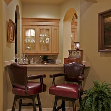 Traditional Wine Cellar by Allegro Limited