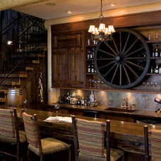 Traditional Wine Cellar by NOTION, LLC