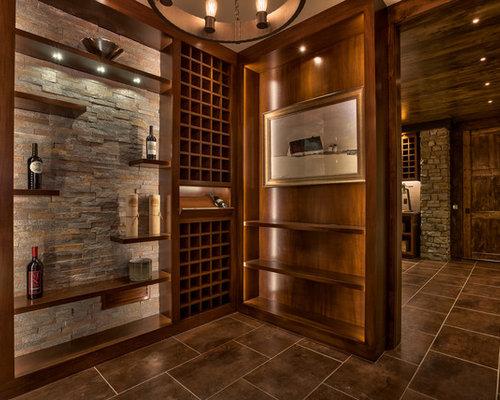 Omaha Wine Cellar Design Ideas Renovations Photos