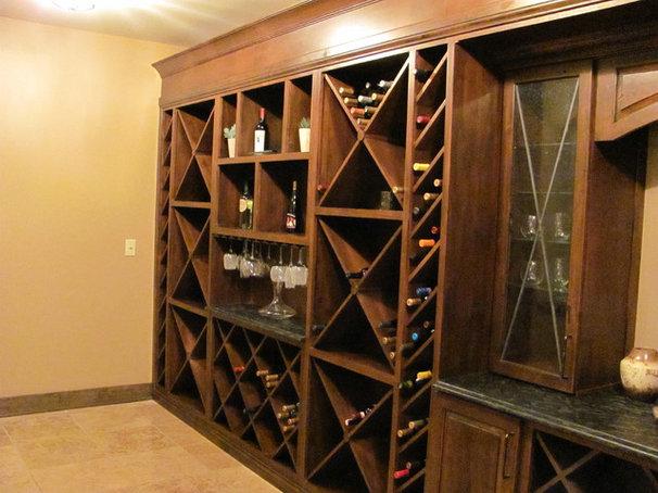 Wine Cellar by Alisa McPheron