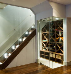 contemporary basement by Urban Cape