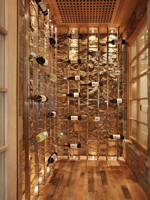 Natural Stone Wine Cellar Houzz