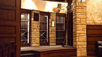 Bearspaw cellar