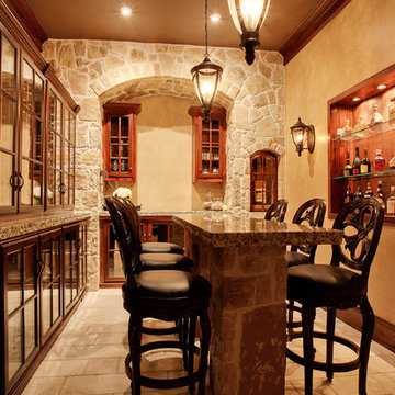 Bedroom converted to Wine Cellar