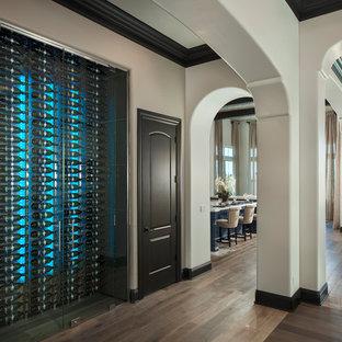 Contemporary/Modern Wine Cellars
