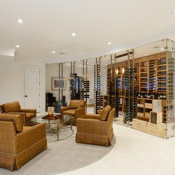 Bergen County NJ Wine Room