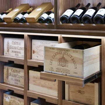 Bespoke Temperature Controlled Wine Room