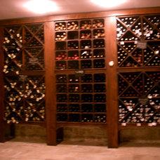 Mediterranean Wine Cellar by Angel Mangarakov