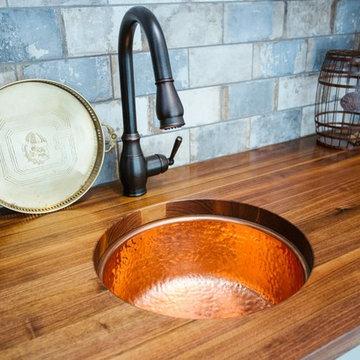 Black Walnut Wood Countertops