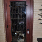 Queen's Lane Wine Silo - Eclectic - Wine Cellar - Other ...