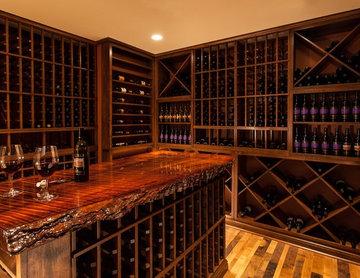 Boston Custom Wine Racks