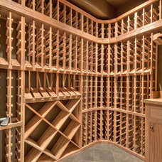 Craftsman Wine Cellar by Indie Capital