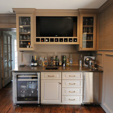 Contemporary Wine Cellar by Profile Cabinet and Design