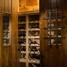 Rustic Wine Cellar by Western Design International