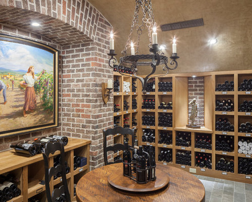 Best Traditional Wine Cellar Ideas Designs Houzz - 32 amazing examples home wine cellars