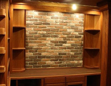 Brick Wall Wine Cellar