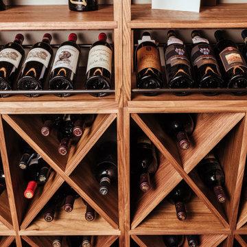 Brick Wall Wine Cellar