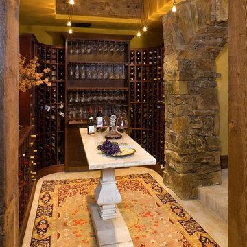 Bridger Canyon Residence