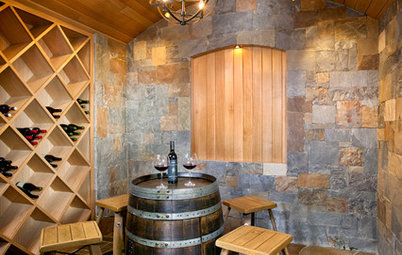 Designer's Touch: 10 Wonderful Wine Storage Spaces