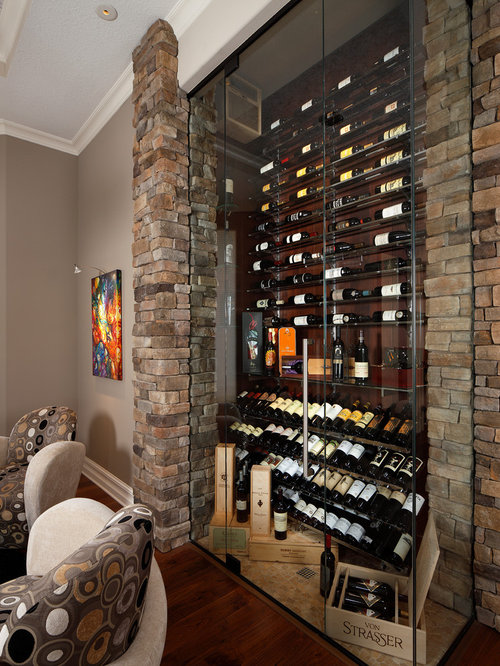 Walk In Wine Cellar Home Design Ideas Pictures Remodel