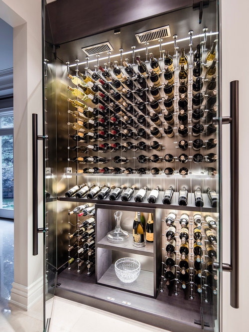 CABLE WINE SYSTEMS® Wine Cellars by Papro Consulting