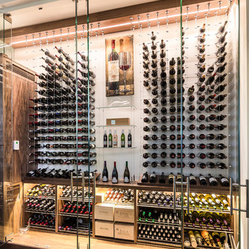 Cable Wine System Wine Cellars by Papro Consulting