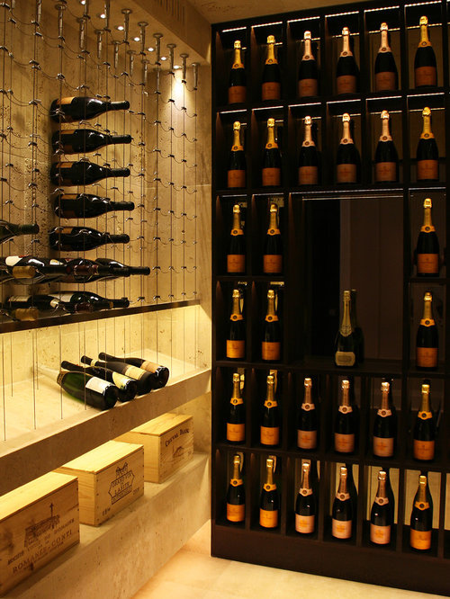 Cable Wine Racks Home Design Ideas Pictures Remodel And