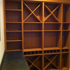 wine cellar by California Closets