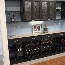 Wine Cellar by California Closets