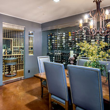 Modern Wine Cellar by mark pinkerton  - vi360 photography