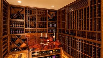 Cape Cod Home Wine Cellar Boston