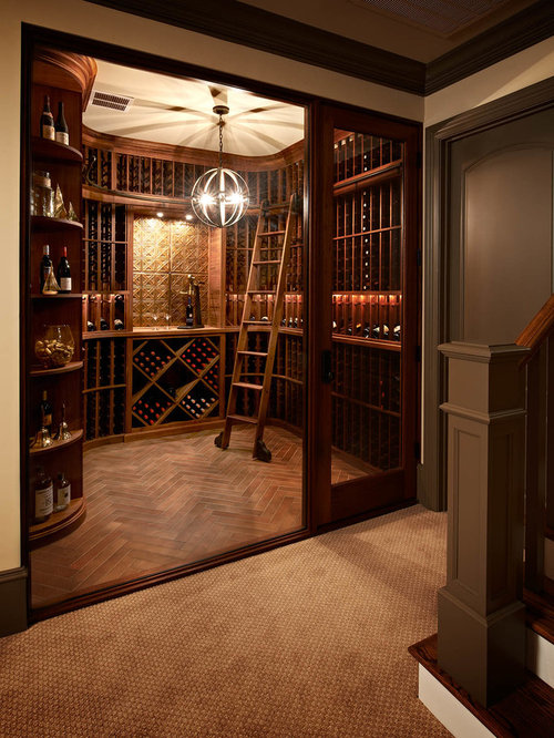 Best Traditional Wine Cellar Design Ideas & Remodel ...