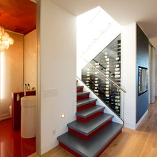 Contemporary Wine Cellar by House + House Architects
