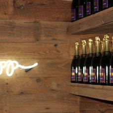 Wine Cellar Champagne Cellar — San Francisco Decorator Showcase 2011
