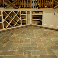 Mediterranean Wine Cellar by CheaperFloors