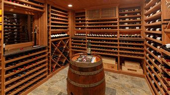 Chester NJ-Wine Cellar Racking