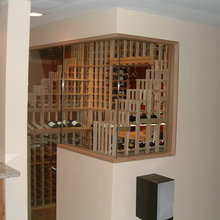 Glass Stemware Custom Wine Racks