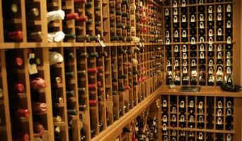 Chicago Gold Coast Condo Closet Conversion Wine Room