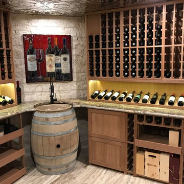 Church Ranches Wine Room