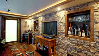 Cigar and wine room