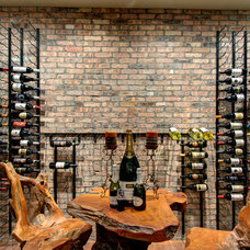 Contemporary Wine Cellar by Jon Eady Photographer