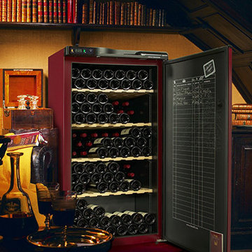 Climadiff Wine Cabinet - CLA210A+