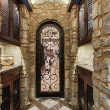 Mediterranean Wine Cellar by Germano Wine Cellars