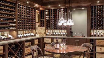 Comm Ave Classic Wine Cellar