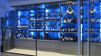 Commercial Custom Wine Cellars (+ 1000 bottles)